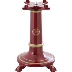 Berkel Piedistallo per L16 colore Rosso Berkel - Decori Oro
