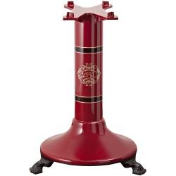 Berkel Piedistallo per P15 colore Rosso Berkel - Decori Oro