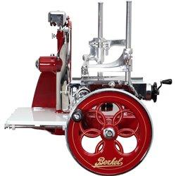 Berkel Affettatrice Volano Pieno P15 colore Rosso Berkel - Decori Oro