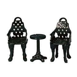 Patio Group Set of 3 Cod. 34898