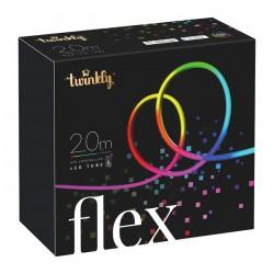 Twinkly FLEX Tubo Flessibile 2 m 200 Led RGB BT + WiFi