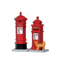 Victorian Mailboxes Set of 2 Cod. 14362