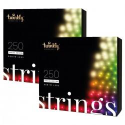 Twinkly STRINGS Luci di Natale Smart 500 Led RGBW II Generazione