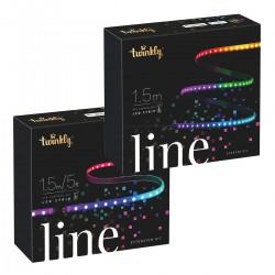 Twinkly LINE Striscia 1.5 m 90 Led RGB - Starter Kit + 1 Extension Kit