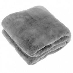 Plaid Justin 150x200 cm Colore Grey