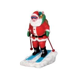 Santa Skier Cod. 52337