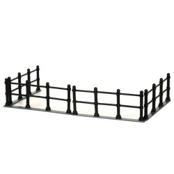 Canal Fence Set of 4 Cod. 44789