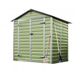 Casetta da Giardino SKYLIGHT Shed 6x5 Green Palram