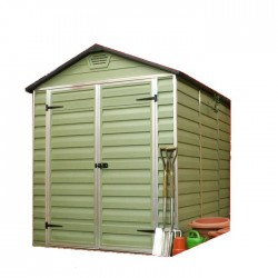 Casetta da Giardino SKYLIGHT Shed 6x8 Green Palram
