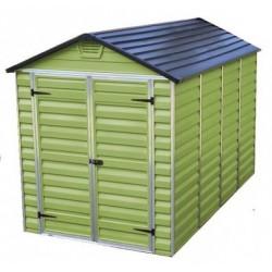Casetta da Giardino SKYLIGHT Shed 6x10 Green Palram