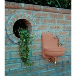 Lavello A Muro In Pietra Ricostruita Nonna Elena Tabacco