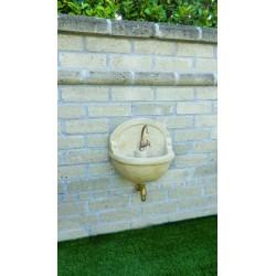 Lavello A Muro In Pietra Ricostruita Nonno Aurelio Tufo