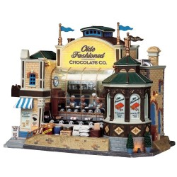 Olde Fashioned Chocolate Co. con Alimentatore 4.5V Cod. 95888