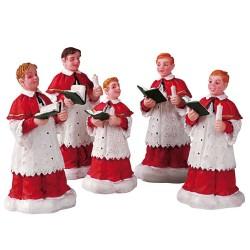 The Choir Set Of 5 Cod. 52038
