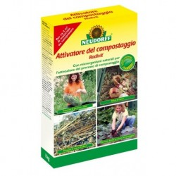Attivatore per compost Radivit 1 kg. Neudorff