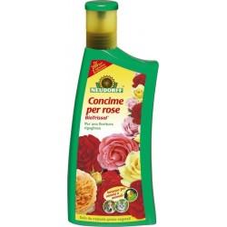 Biotrissol Concime liquido per rose 1 lt. Neudorff