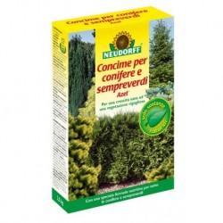 Concime granulare Azet conifere e sempreverdi 2,5 kg. Neudorff