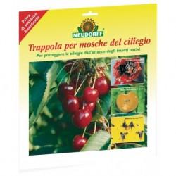 Trappola per mosche delle ciliegie (confezione da 7 sticks) Neudorff