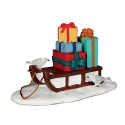 Sled With Presents Cod. 54937