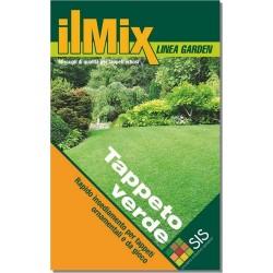Seme per prato Tappeto Verde IlMix