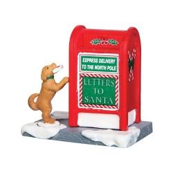 Santa'S Mailbox Cod. 64073