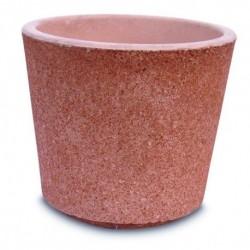 Vaso Circolare Ø60X55 Rosa