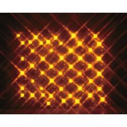 Mini Light Set Clear Count of 50 B/O 4.5V Cod. 54388