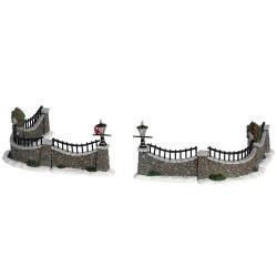 Stone Wall Set of 6 Cod. 63576
