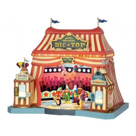 Berry Brothers Big Top con Alimentatore 4.5V Cod. 55918