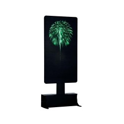 Green Fireworks B/O (4.5V) Cod. 64080