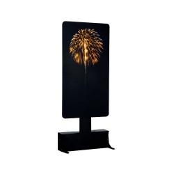 Yellow Fireworks B/O 4.5V Cod. 64079