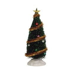Sparkling Green Christmas Tree Large Cod. 04492