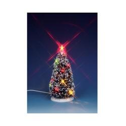 Lighted Christmas Tree Medium B/O (4.5V) Cod. 14389