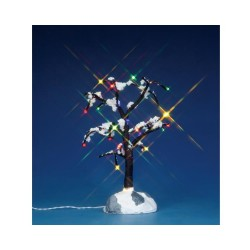 Snowy Dry Tree Medium B/O 4.5V Cod. 44784