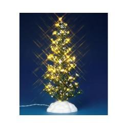 Lighted Pine Tree Large B/O (4.5V) Cod. 44787