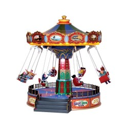 The Giant Swing Ride With 4.5V Adaptor Cod. 44765