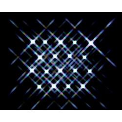 Super White Mini Light String Count of 18 B/O 4.5V Cod. 24539