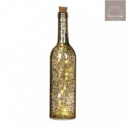 Bottiglia con luce a Led