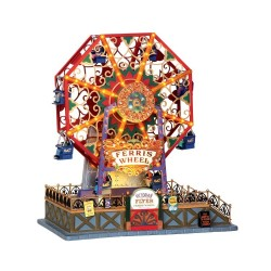 Victorian Flyer Ferris Wheel With 4.5V Adaptor Cod. 34618