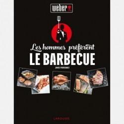 Ricettario Gli Uomini preferiscono il Barbecue Weber Cod. 311279