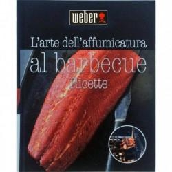 Ricettario L'arte dell'affumicatura al Barbecue Weber Cod. 311278