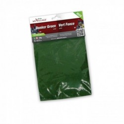Materiale Decorativo Verde Scuro Grana Grossa 30g