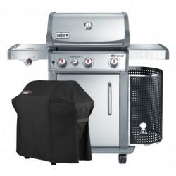 Barbecue a Gas Spirit Premium S-330 GBS Inox Weber Cod. 46803529 PROMO