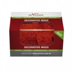 Muschio Lichene Rosso 50 gr