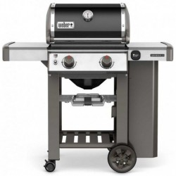 Barbecue a Gas Genesis II E-210 GBS Black Weber Cod. 60010129