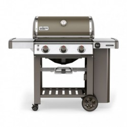 Barbecue a Gas Genesis II E-310 GBS Smoke Grey Weber Cod. 61050129