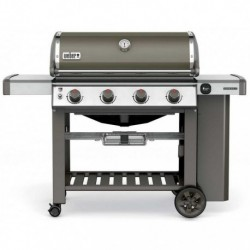 Barbecue Weber a Gas Genesis II E-410 GBS Smoke Grey Cod. 62050129