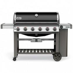 Barbecue Weber a Gas Genesis II E-610 GBS Black Cod. 63010129