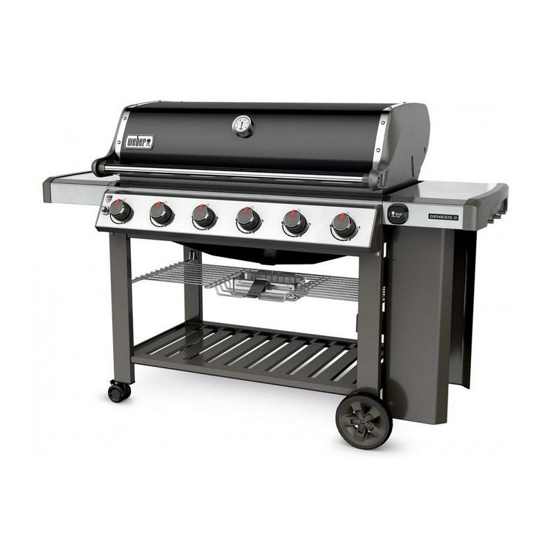 Weber original shop barbecue weber a gas genesis ii e 610 for Giordano shop barbecue a gas
