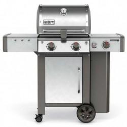 Barbecue a Gas Genesis II LX S-240 GBS Inox Weber Cod. 60004129